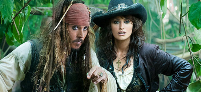 Pirates Of The Caribbean On Stranger Tides 2011 Roll Credits